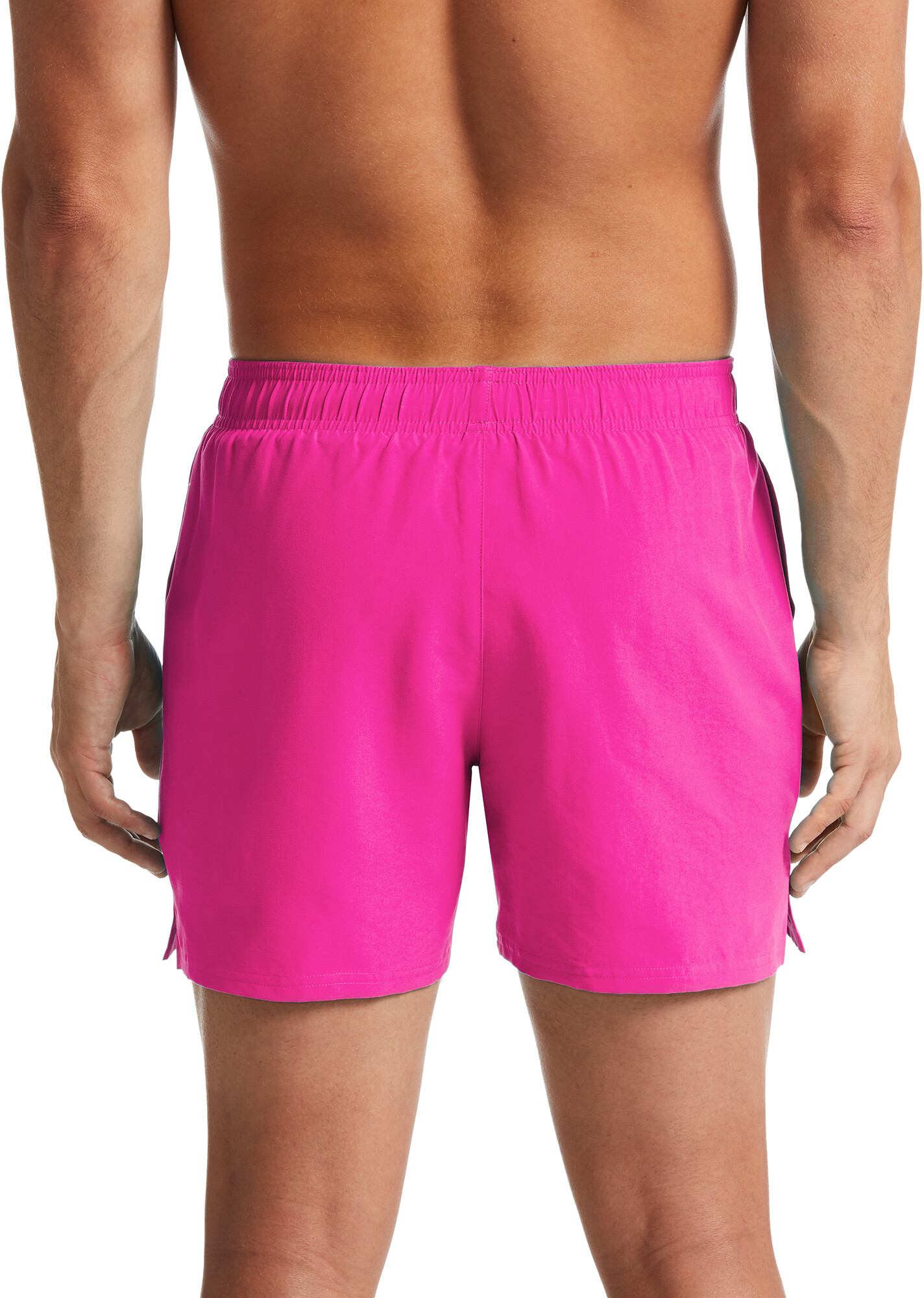 b2e5891b Nike Swim Solid Lap 5 Volley Shorts Men laser fuchsia at Addnature.co.uk